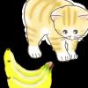 バナナは猫の敵だった事が分かる動画